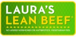 Lauras Lean Beef Logo