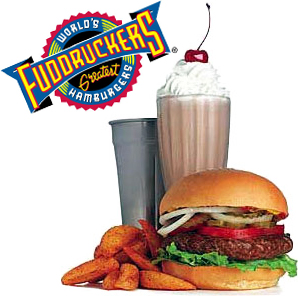 Eat Free at Fuddruckers