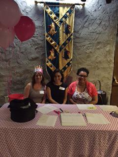 Sharon Ray, Hilda and Aisha